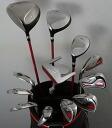 철굴출시☆굴 인상적인 파타가 골프를 즐겁게 시킨다!맨즈 16점좌용 골프 클럽 세트-R