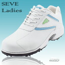 Domestic attributive model Seve Ballesteros icon Lady's golf spiked shoes Japan specifications