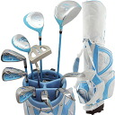 World Eagle FL-01 ★ V2 women's 13 point Golf Club set fs3gm
