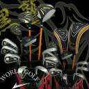World Eagle 5 Z-BLACK Golf Club 14 points set レッドバッグ Ver... Right for fs3gm