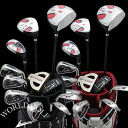 14 points of world eagle F-01α+CBX men golf club full set