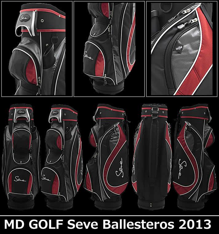 MD GOLF Seve Ballesteros 2013年モデルゴルフクラブセット(MD GOLF セベ・バレステロス 2013 ゴルフクラブセット)