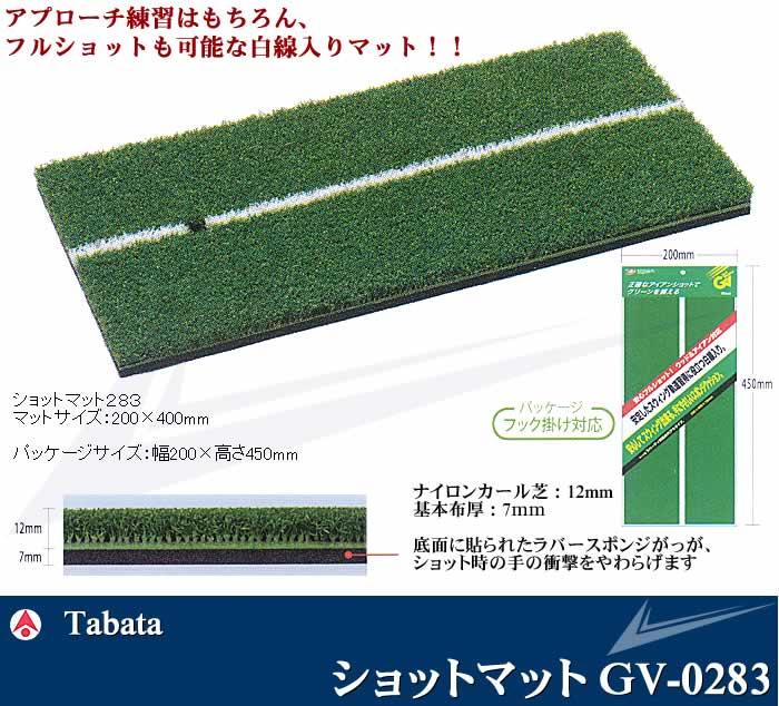 TABATA 2ショットマット283