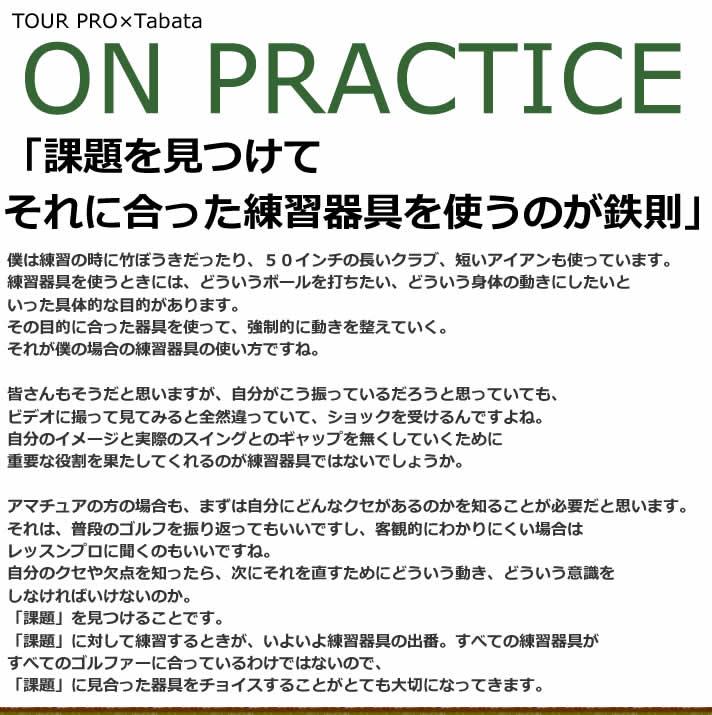 藤田寛之プロ×タバタ Fujitaマット1.5【GV-0131】