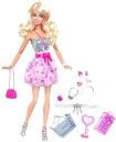 芭比娃娃时尚购物套房气球裙子