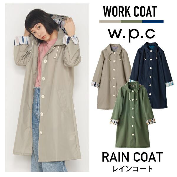[w.p.c] WORK COAT