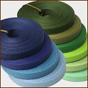"Paper band (craft band) 10m ""blue green system"""