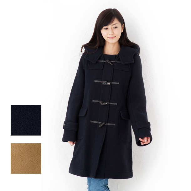 x-sell   Rakuten Global Market: Mackintosh ladies were Duffle coat