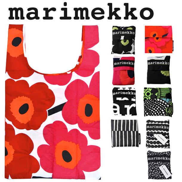 マリメッコ MARIMEKKO バッグ エコバッグ 067810 160 PIENI SIIRTOLAPUUTARHA ピエニシイルトラプータルハ グリーン×ブラック×ホワイト
