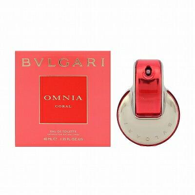 ブルガリ 香水 BVLGARI オムニア コーラル EDT オードトワレ 40ml