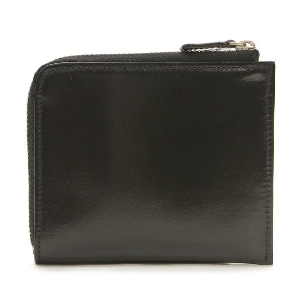 イルブセット 財布 折財布 IL BUSSETTO 7815159 BLACK L字型詳細d画像