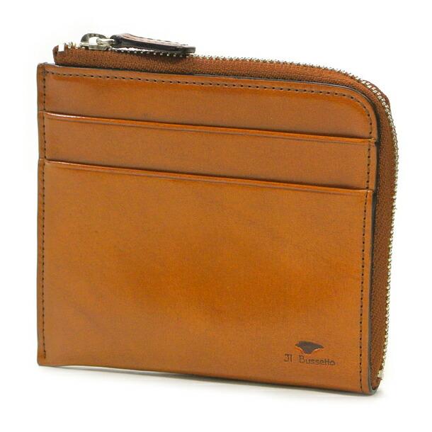 イルブセット 財布 折財布 IL BUSSETTO 7815161 BROWN L字型