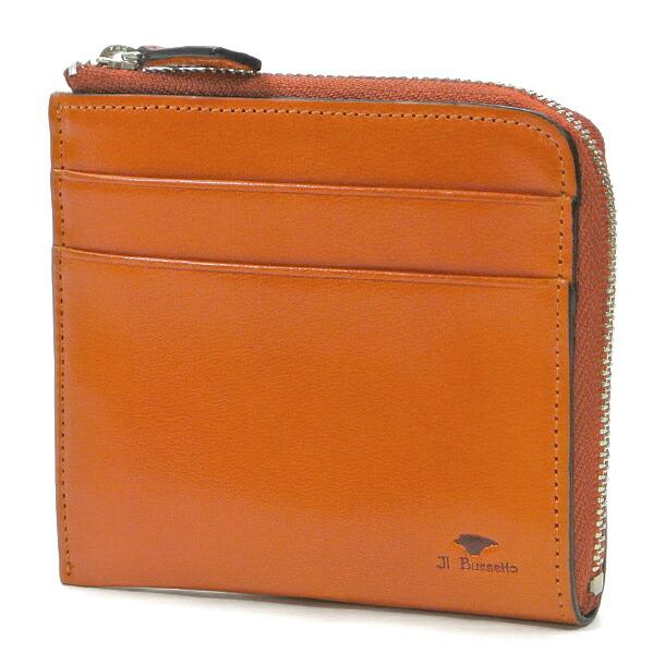 イルブセット 財布 折財布 IL BUSSETTO 7815162 ORANGE L字型