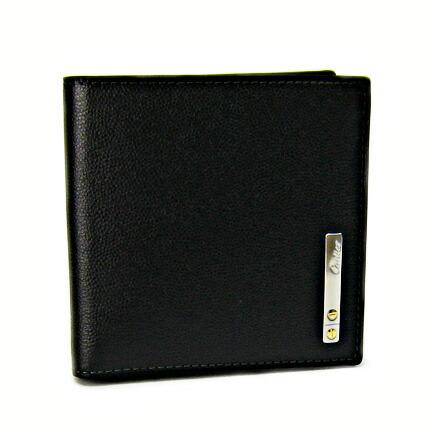 カルティエ 財布 折財布 CARTIER L3000772 BLACK サントス