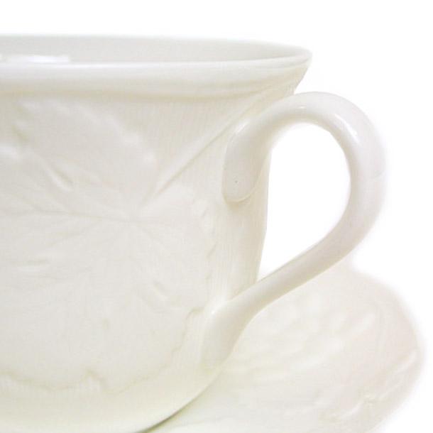 ウェッジウッド カップ&ソーサー ティーカップ WEDGWOOD ストロベリー&バイン ティーカップ&ソーサー詳細a画像