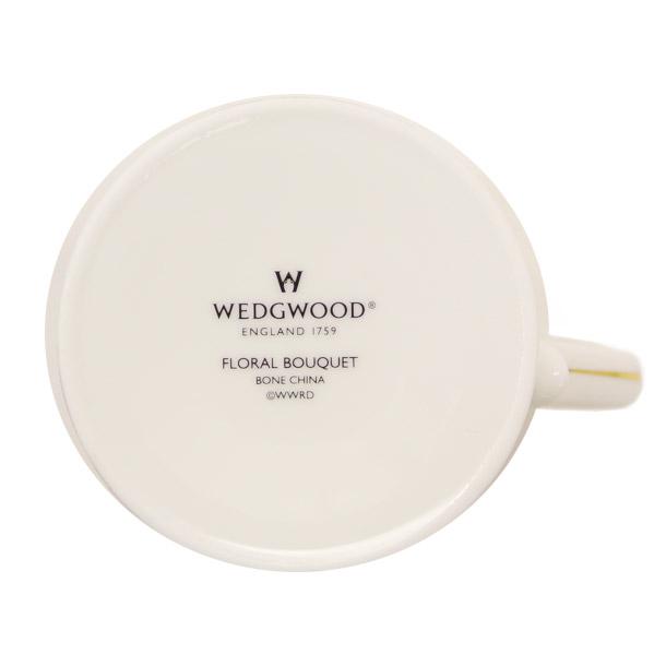 ウェッジウッド マグカップ WEDGWOOD アーカイブ コレクション バタフライブルーム フローラルブーケ詳細b画像