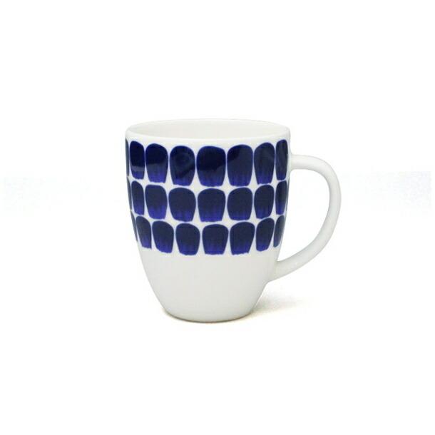 アラビア 24h Tuokio(トゥオキオ) マグカップ 340ml コバルトブルー ARABIA 18467
