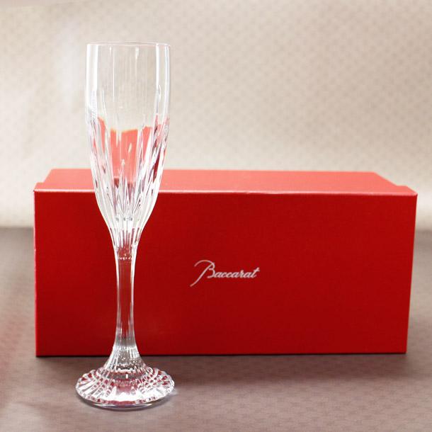 バカラ グラス BACCARAT ジュピター シャンパンフルート 【2609-210】