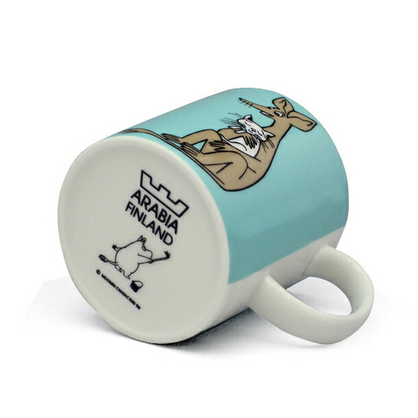 アラビア ムーミン スニフ マグカップ 300ml ARABIA 5589詳細b画像