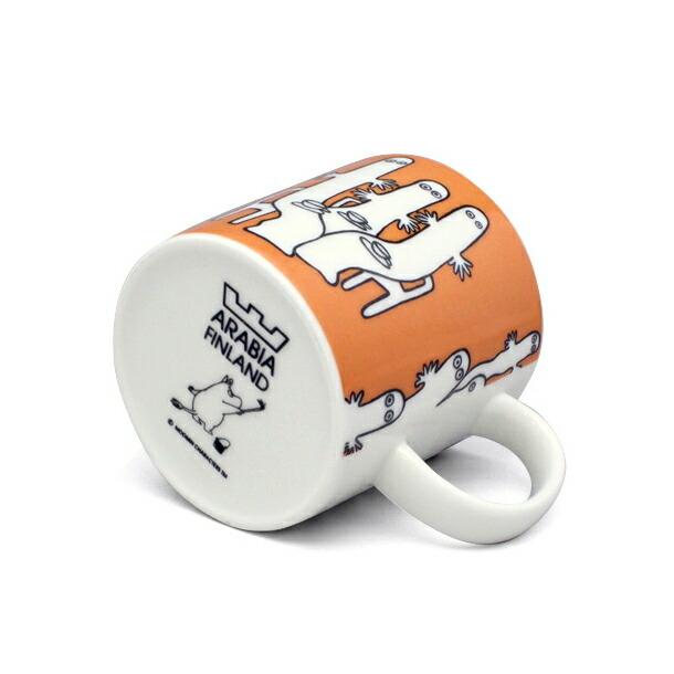 アラビア ムーミン ニョロニョロ マグカップ 300ml ARABIA 5594詳細b画像