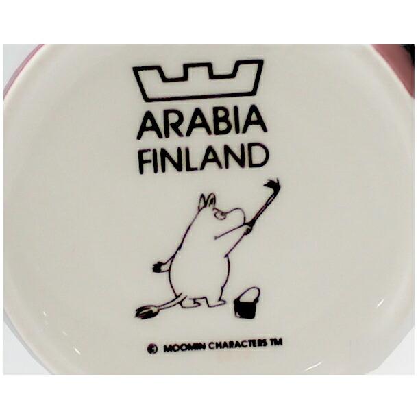 アラビア ムーミン ソースユール マグカップ 300ml ARABIA 18310詳細b画像