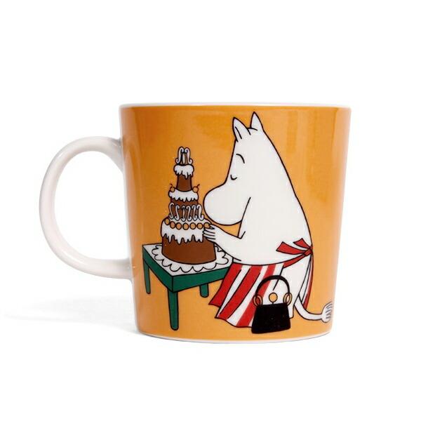 アラビア ムーミン ムーミンママ新 マグカップ 300ml ARABIA 18890詳細a画像
