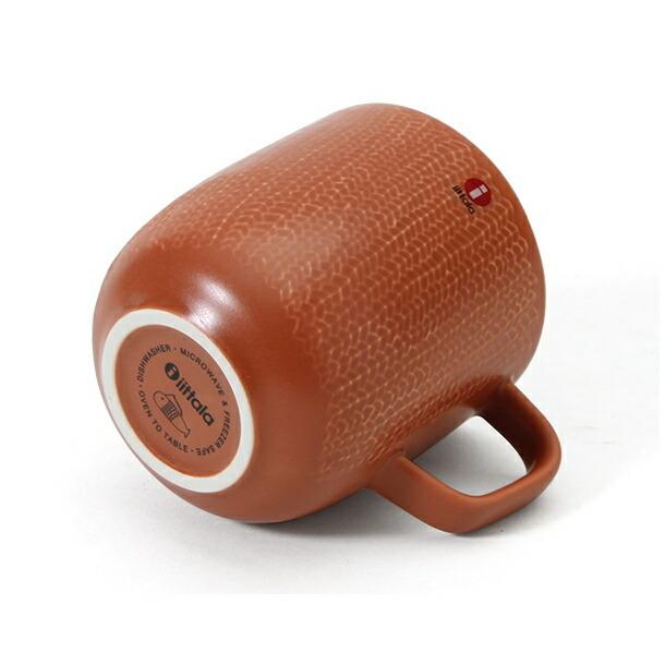イッタラ サルヤトン マグカップ 300ml レッティ(レッドクレイ) IITTALA 18618詳細b画像