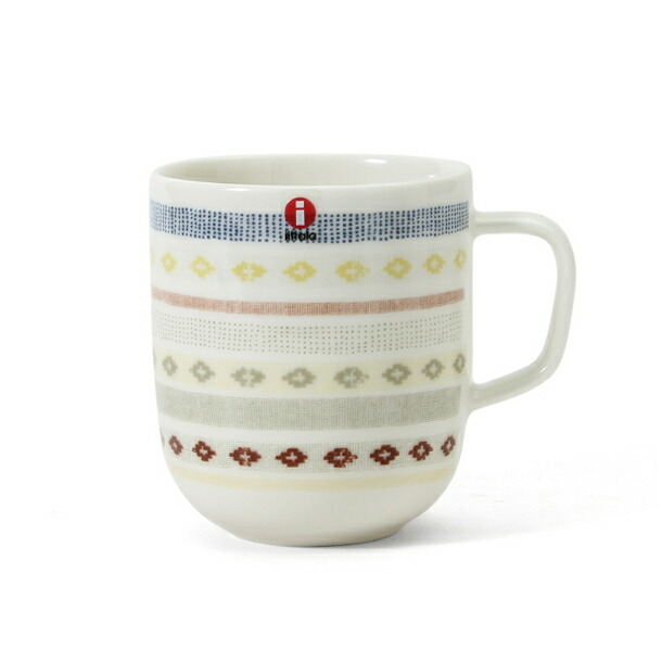 イッタラ サルヤトン マグカップ 300ml ティッキ IITTALA 18619