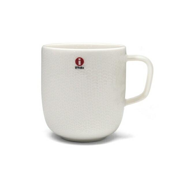 イッタラ サルヤトン マグカップ 360ml レッティホワイト IITTALA 18623