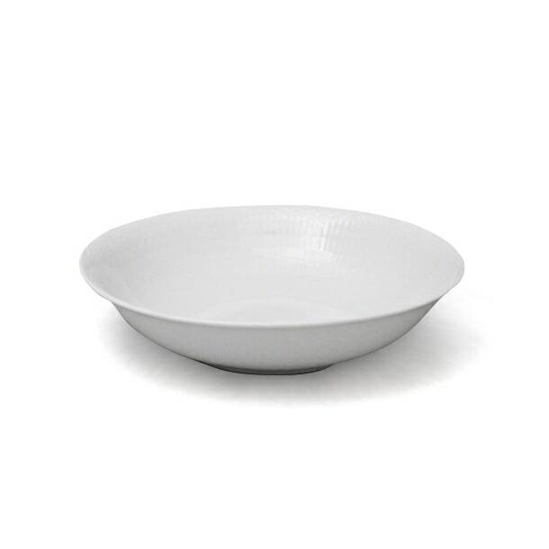 ロールストランド スウェディッシュグレース ディーププレート (深皿) 19cm スノーホワイト RORSTRAND 104
