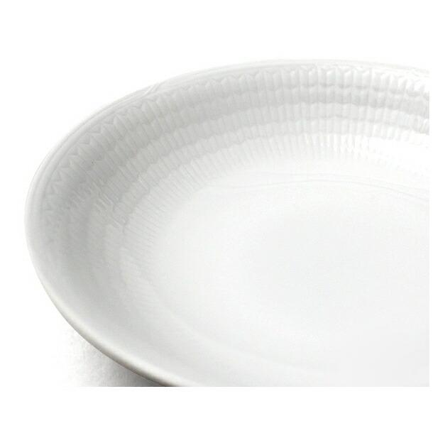 ロールストランド スウェディッシュグレース ディーププレート (深皿) 19cm スノーホワイト RORSTRAND 104詳細a画像