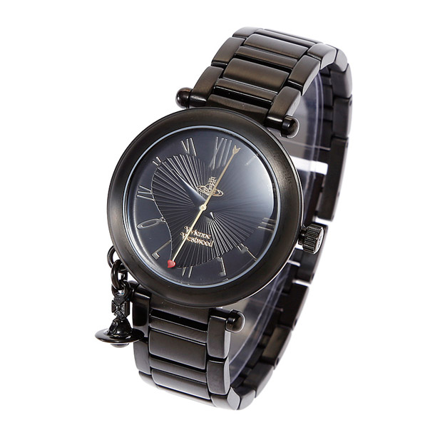 ヴィヴィアン ウエストウッド レディス時計 VIVIENNE WESTWOOD VV006 BK Orb