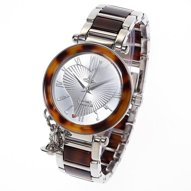 ヴィヴィアン ウエストウッド レディス時計 VIVIENNE WESTWOOD VV006 SLBR Orb