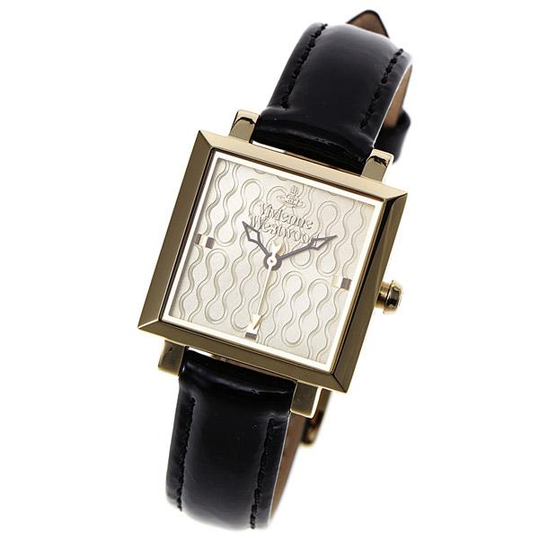 ヴィヴィアン ウエストウッド レディス時計 VIVIENNE WESTWOOD VV087 GDBK Exhibitor