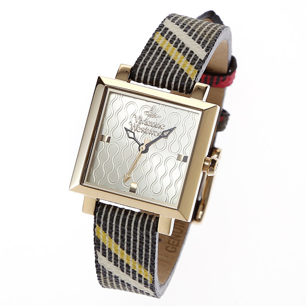 ヴィヴィアン ウエストウッド レディス時計 VIVIENNE WESTWOOD VV087 GDBR Exhibitor