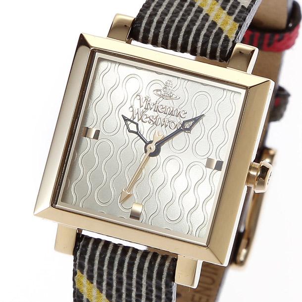 ヴィヴィアン ウエストウッド レディス時計 VIVIENNE WESTWOOD VV087 GDBR Exhibitor詳細a