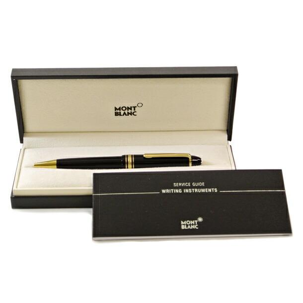 モンブラン ボールペン MONTBLANC 161BK ブラック マイスターシュテュック ル・グラン詳細b