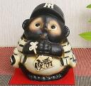 Hanshin Tigers won please child Pom calls Bok lucky charm! Shin raku pottery Tanuki / pottery Tanuki Tanuki Tanuki / Tanuki