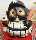 Hanshin Tigers victory pray for child Pom calls Bok lucky charm! Shin raku pottery Tanuki / pottery Tanuki Tanuki Tanuki / Tanuki