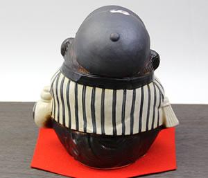 阪神タイガース優勝お願いたぬき しがらき狸 陶器たぬき