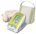 ユートーク exposed digital automatic blood pressure monitor BP 3AD1 Green
