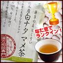White natamame tea concert はくじゅ 105 g 3.5 g × 30 P