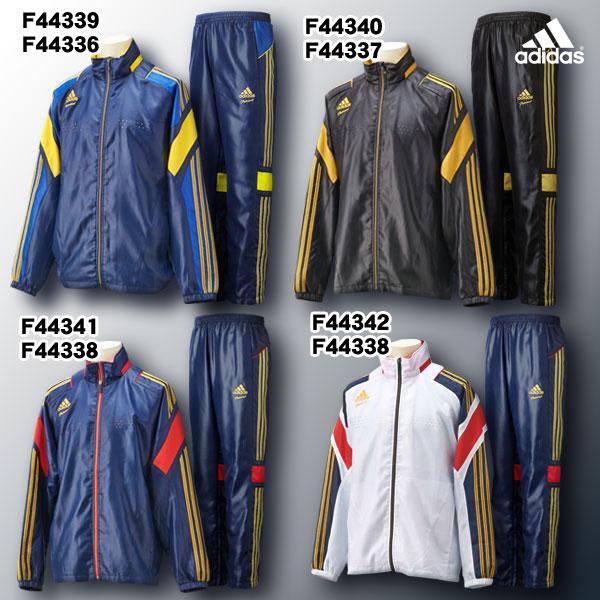 送料無料2014年モデルアディダスadidasProfessionalウィンドジャケット長袖上下セットAG892AG8954色展開