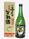 Wipe the fin honjozo sake 720 ml