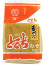Wheat crushed miso 1 kg (10000596)