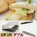 * 이탈리아 상사 뉴 バウルー 샌드위치 토스터 (핫 샌드) 더블 BW02 일본은 가스 렌지 용 ☆