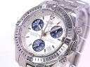 BREITLING Breitling A73350 Colt chronograph SS Silver Dial quartz movement