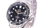 Omega OMEGA 212.30.41.20.01.003 Seamaster Pro 300 coaxial SS×CE black dial automatic movement