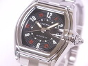 Cartier CARTIER W62002V3 Roadster SS black dial automatic movement