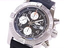 BREITLING Breitling A13381 Avenger SS 2 x rubber black dial automatic movement